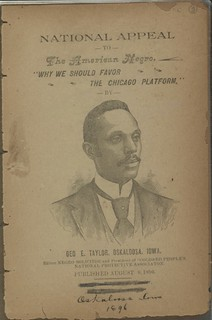 National Appeal George E. Taylor