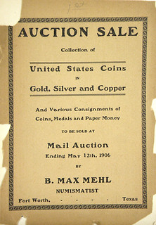 Mehl May 1906 catalog cover