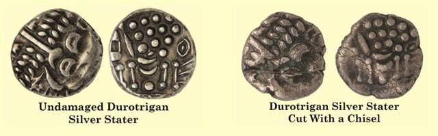 Durotrigan Staers Damaged and Undamaged