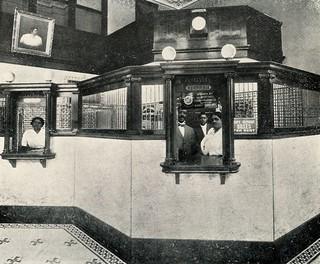 St. Luke Penny Savings Bank interior