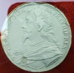 Plaster mystery medal 1