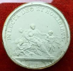 Plaster mystery medal 4