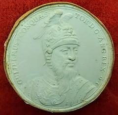 Plaster mystery medal 3