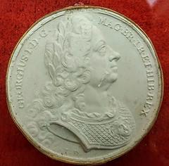Plaster mystery medal 2