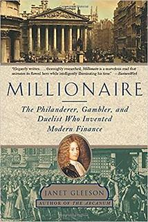 Millionaire John Law book cover