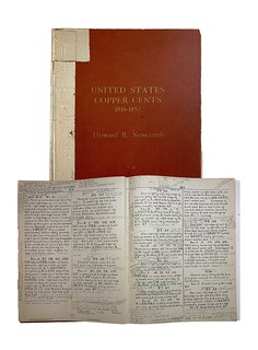 Davis 2020-12 sale Lot-090 Naftzger's Heavily Annotated Newcomb