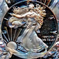 Edwin Johnson Money Art 6 Walking Liberty