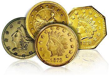 California fractional gold coins2