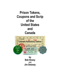 Prison Tokens Coupons ans Scrip of the U.S. book cover
