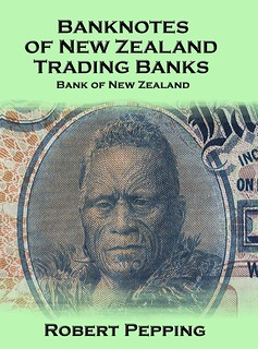 Banknotes of New Zealand Trading Banks book cover