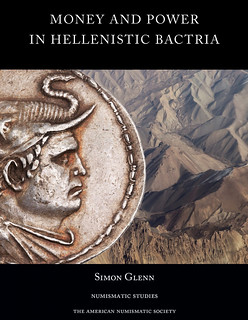 Money and Power in Hellenistic Bactria book cover