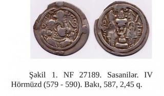 Azerbaijan coin find