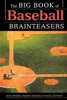 Obojski The Big Book of Baseball Brainteasers