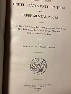Elliott Smith special Adams-Woodin title page