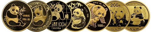gold-pandas-through-the-years