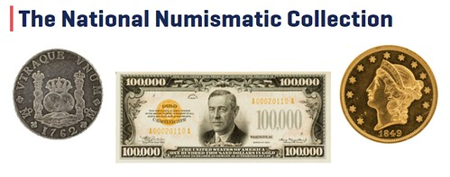 THE NATIONAL NUMISMATIC COLLECTION