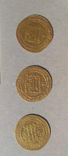 Gold Dinars Found in Egypt