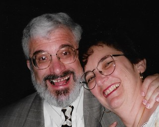 Bill and Rita Rosenblum