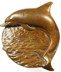 Dolphin Medal by Rizzello reverse