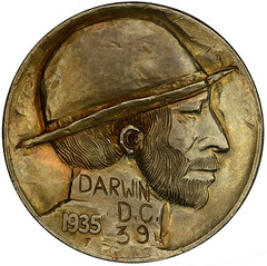 Hobo nickel Darwin DC