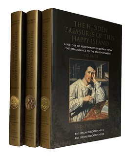 Numismatics in Britain book cover