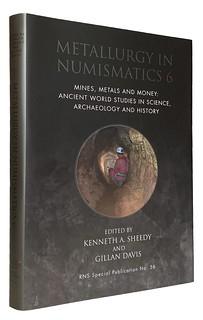 Metallurgy in Numismatics volule 6 book cover