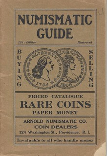 Arnold Numisamtic Guide 12th edition cover