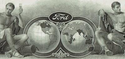 Ford Canada globe