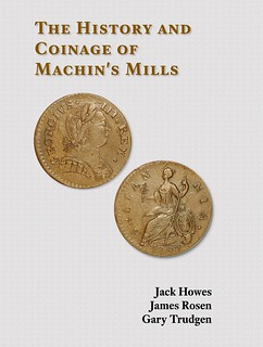 History and Coinage of Machin's Mills book cover