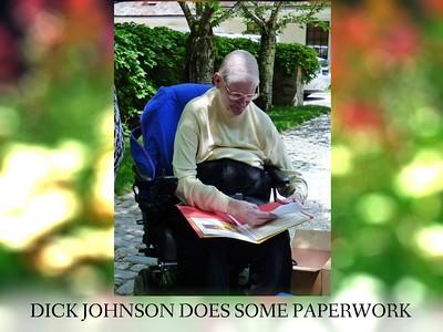 Belski Spring meeting Dick Johnson