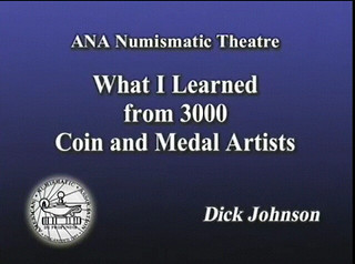 Johnson lecture 3000 medal artists