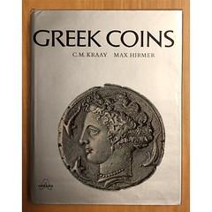 Kraay-Hirmer Greek Coins book cover