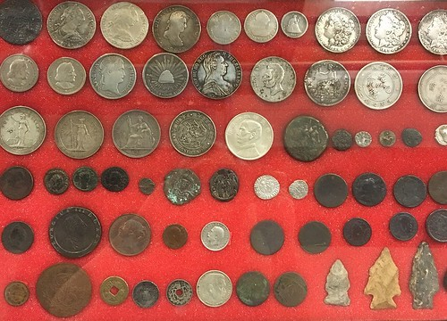 Outer Banks coin collection