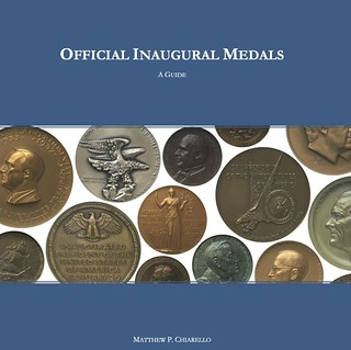 official-inaugural-medals book cover