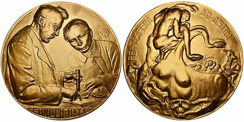 Ehrlich-Hata Syphilis Medal