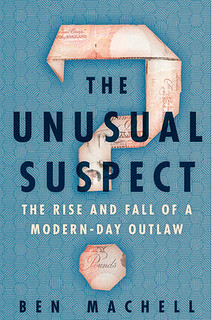 The Unusual Suspect book cover