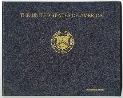 1973 First Pacific Rim Banknote Conference Commemorative Book