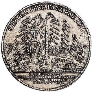 John Frederick death coin