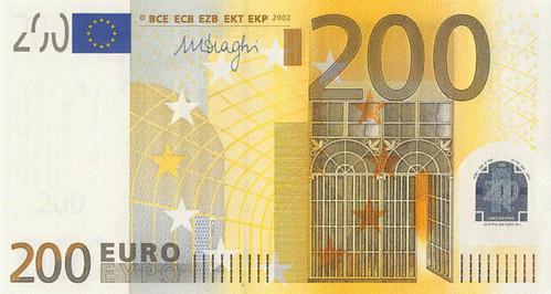 2002 European Union - Germany 200 Euro