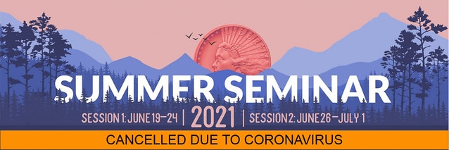 2021 ANA Summer Seminar Cancelled