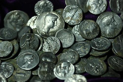 Aizanoi Turkey hoard coins