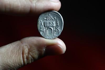 Aizanoi Turkey hoard coin