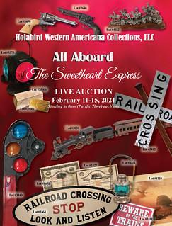 Holabird E-Sylum ad 2021-01-31 Sweetheart Auction