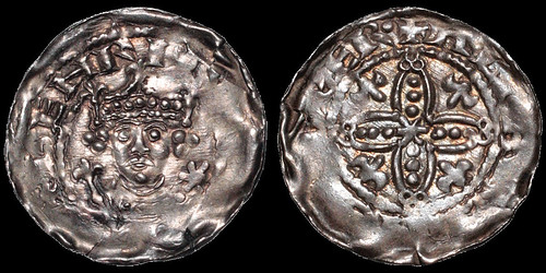 Henry I quatrefoil penny