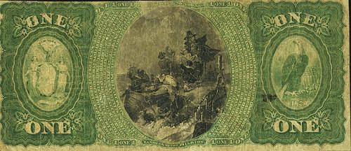 Troy, NY - $1 Original Fr. 380 The Merchants & Mechanics National Bank Ch. # 904 PMG Fine 12_Heritage_Auctions_2