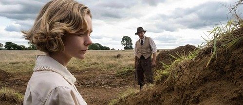 Sutton Hoo film The Dig