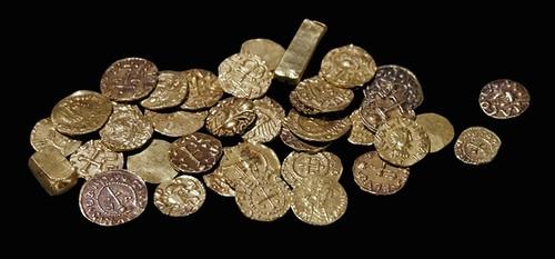 Sutton Hoo coins