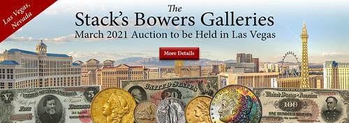 Stacks Bowers March 2021 Las Vegas logo