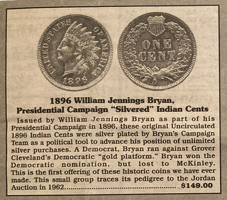 2003 Byran Silvered Indian Cent ad cropped