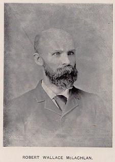 Robert Wallace McLachlan